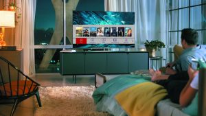 Diveo Smart-TV-App Samsung Diveo