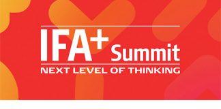 IFA+ Summit 2018: Plattform für Zukunftstrends