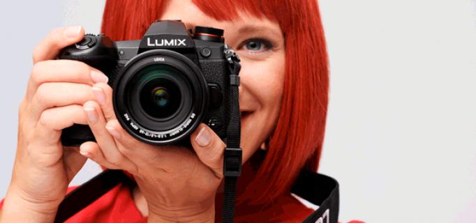 Miss IFA präsentiert: Lumix G9L von Panasonic
