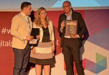 Webit Award Ceremony M7 Smart-TV-App Diveo