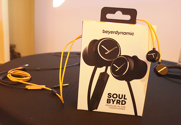 Beyerdynamic Soul Byrd