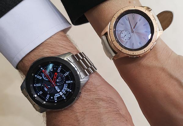 Galaxy Watch für die Dame und den Herrn