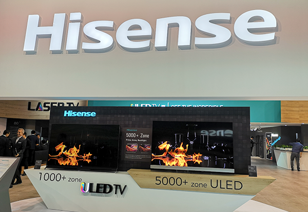 Hisense ULED TV