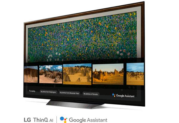 LG-OLED-TV-balLG OLED TV bald auch mit Google Assistantd-auch-mit-Google-Assistant