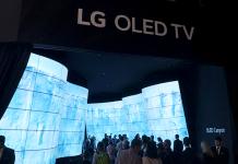OLED Canyon bei LG