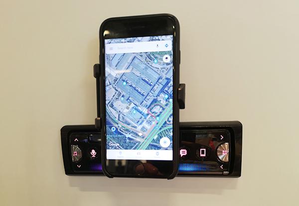 Pioneer Smartphone-Radio fürs Auto