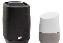 Polk_Assist_Google_Home_Speaker_Black