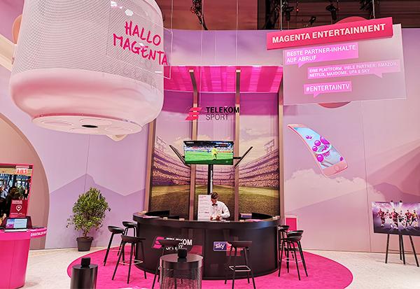 Telekom mit MagentaEins, EntertainTV, Vernetzung und demnächst eigener Sprachsteuerung