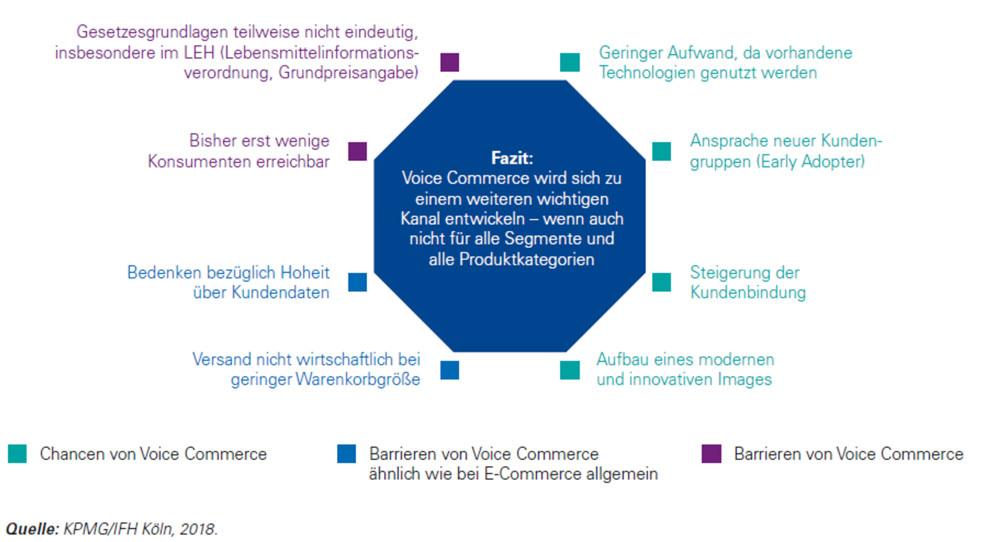 Voice Commerce Sprachgesteuerte Einkäufe Haben Potenzial Ce Markt