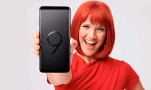 Miss IFA präsentiert: Galaxy S9+ von Samsung