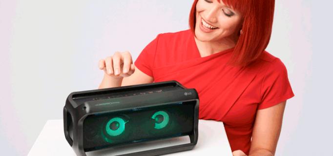 Miss IFA präsentiert: Neuheiten zur IFA 2018: PK7 Bluetooth Lautpsrecher von LG Electronics