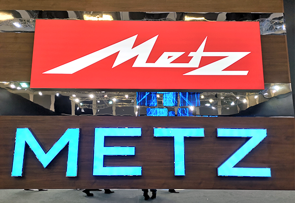 Neue Marke Metz Blue