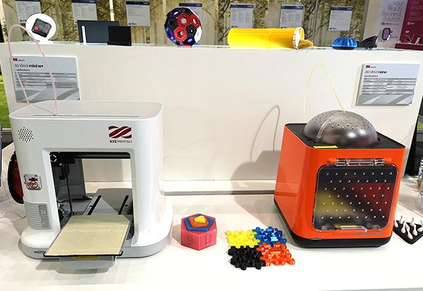 3D-Drucker von XYZ Printing