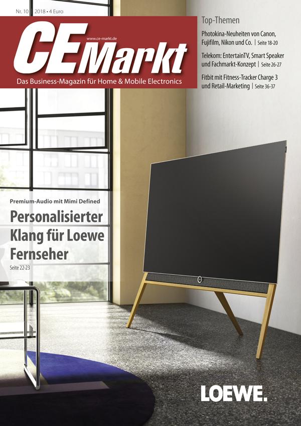 CE-Markt Ausgabe 10-2018