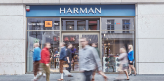 Harman-Experience-Store-Front