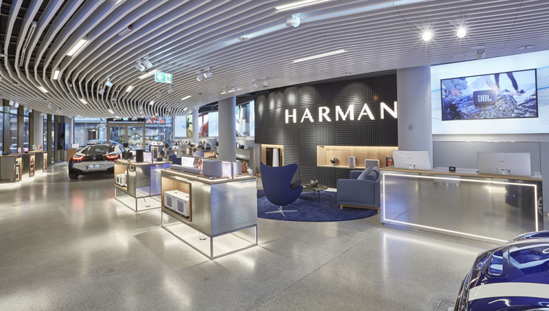 Harman-Experience-Store