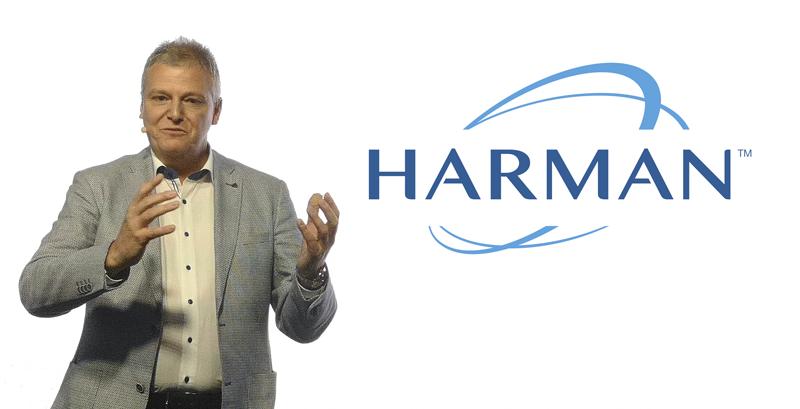 Michael Mauser, President Lifestyle Audio bei Harman