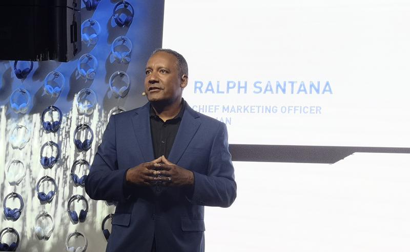 Ralph Santana, Chief Marketing Officer bei Harman