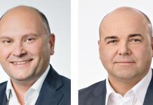 Martin Börner (links). Leif-Erik Lindner (rechts)