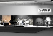 Yamaha Messestand auf der IFA 2018