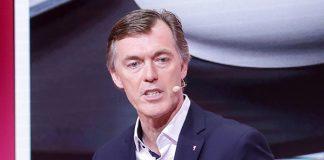 Michael Hagspihl bei der IFA Pressekonferenz