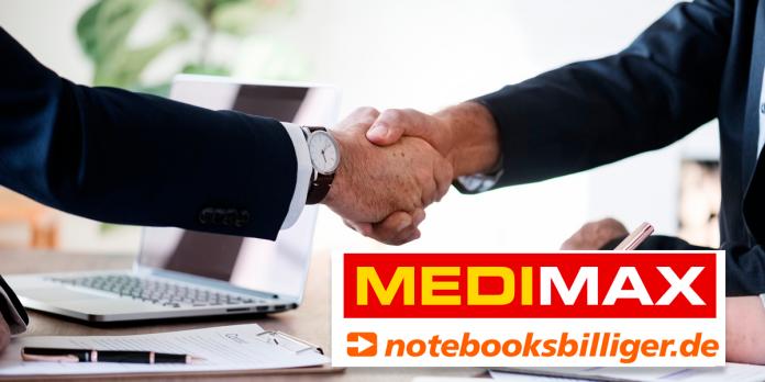 Gemeinsame Holding von Medimax und notebooksbilliger.de