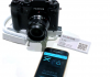 Fujifilm-Produktinformationen via QR-Code
