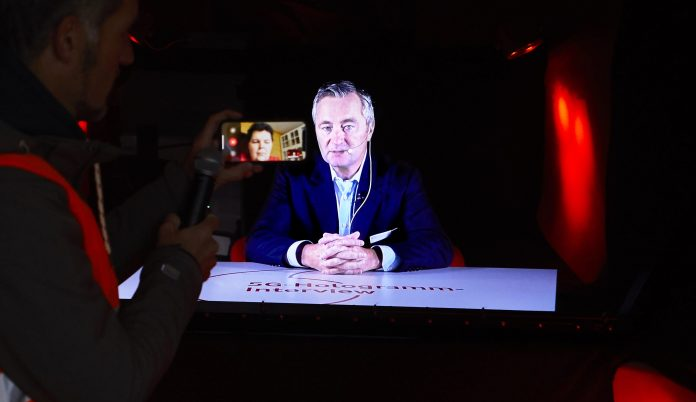 Hannes Ametsreiter, Foto: Vodafone