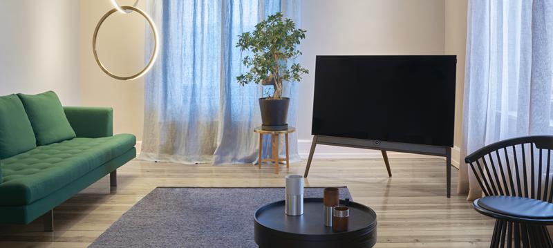loewe oled tv dauerhaft exzellente bildqualit t ce markt. Black Bedroom Furniture Sets. Home Design Ideas