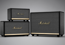 Bluetooth-Lautsprecher von Marshall Headphones