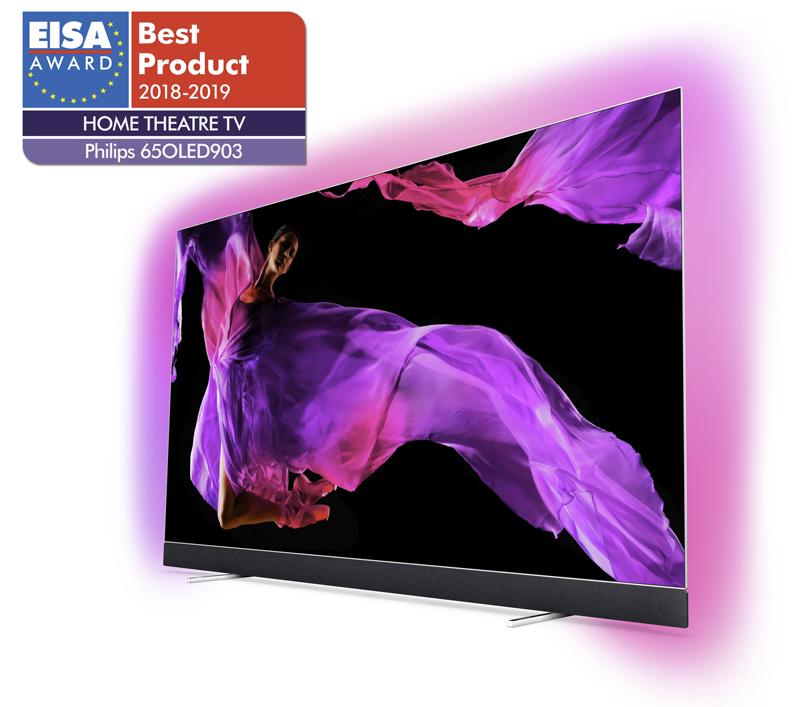 Philips OLED 903 mit EISA-Award