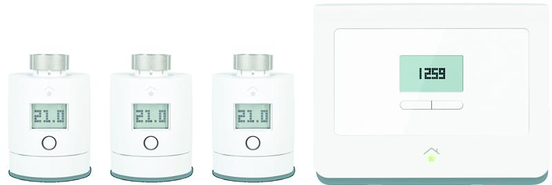 innogy-smart home Heizungspaket