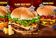 Euronics Kooperation mit Burger King