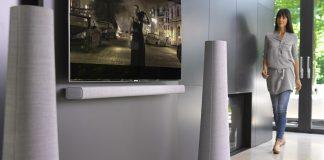 Harmon Citation Tower in Living Room. Foto: Harman
