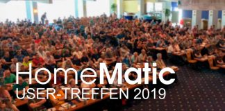 Homematic User-Treffen 2019. Foto: eQ-3