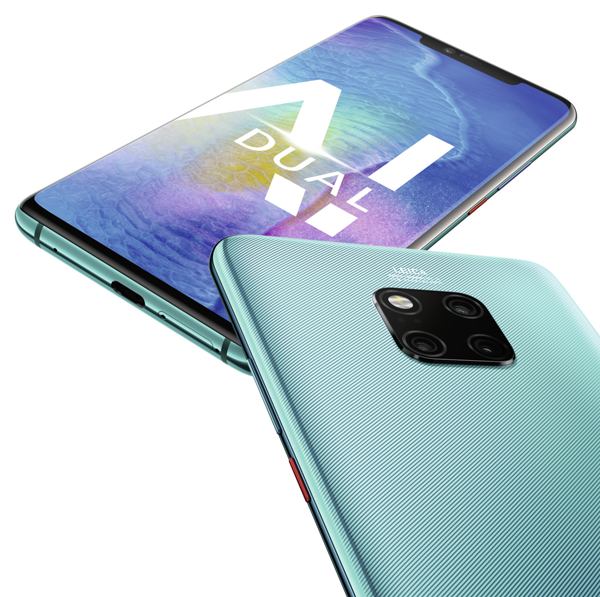 Huawei mate20 pro emerald green