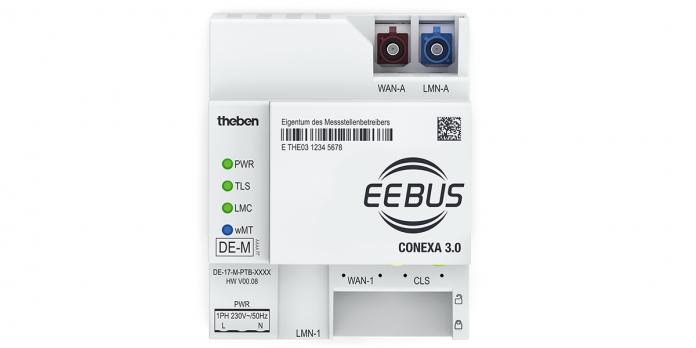 Theben Conexa-3 EEBUS