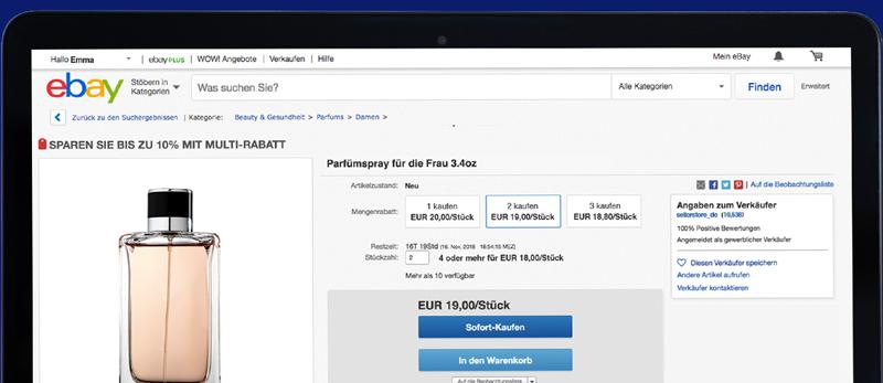 eBay B2C MKTCloud MultiBuyExperience