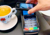 Mobile Payment - Smartphone auf Bezahlterminal legen