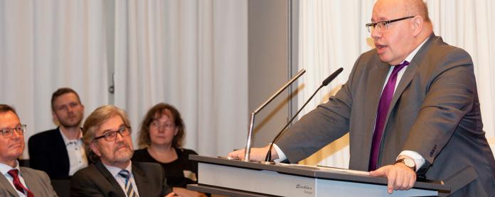 Anga-Symposium Peter Altmaier