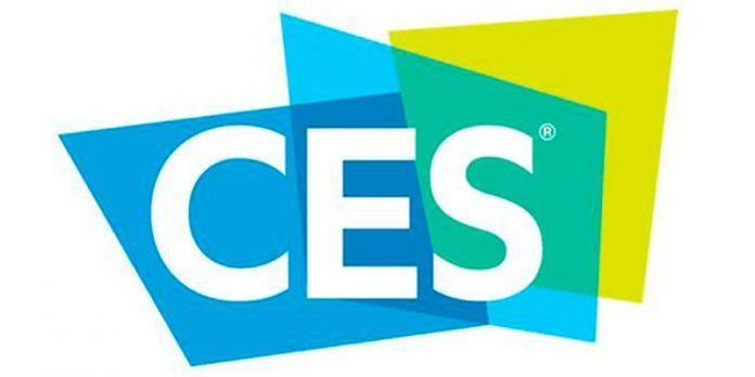 Logo der CES in Las Vegas