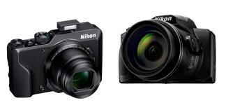 Nikon COOLPIX A1000 und B 600