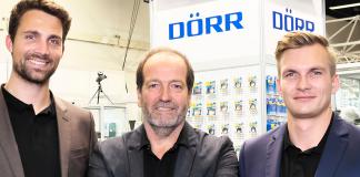 Philip Fonfara-Dörr, Peter Dörr, Valentin Breitling