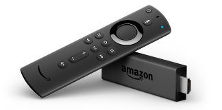 Fire TV Stick mit Alexa Voice Remote