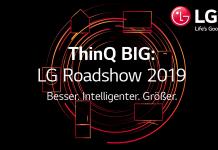 LG Roadshow