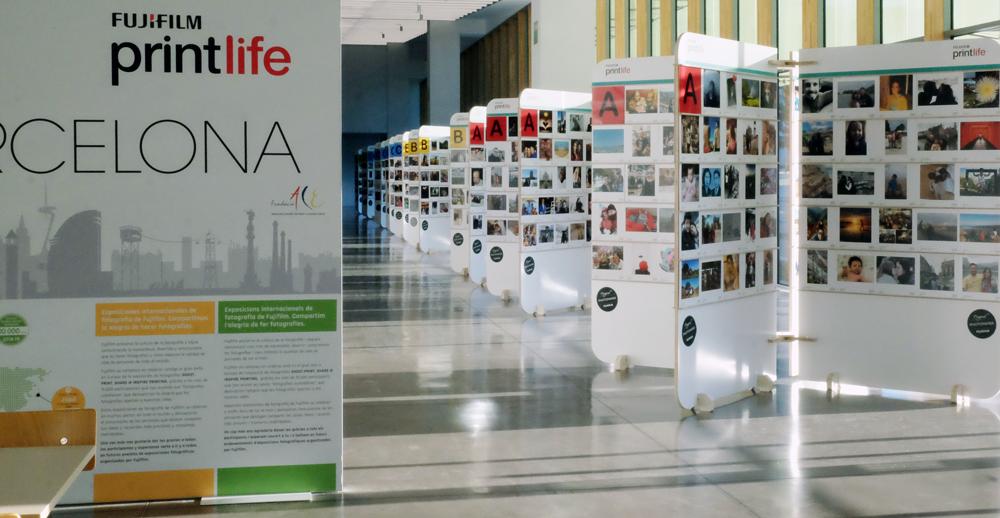 "Fujifilm Ausstellung ""printlife"""