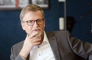 Jörn Werner ist seit 1. März 2019 CEO von Ceconomy. Foto: Ceconomy