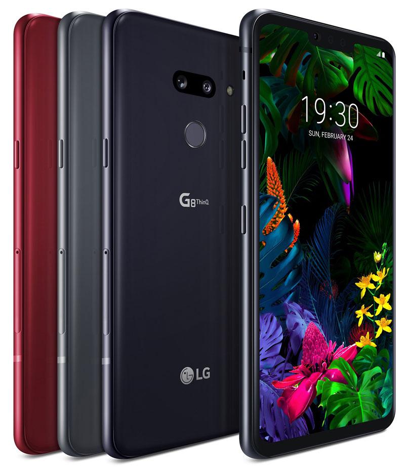 G8 ThinQ Range