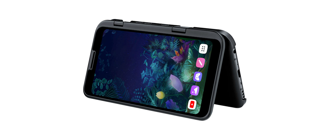 aad4861cef868 MWC  LG zeigt das Smartphone für die 5G-Ära