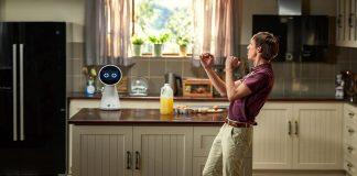 Smart Home im Stil von Bosch. Foto: Bosch